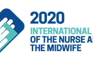International Year of the Nurse and Midwife 2020 Logo