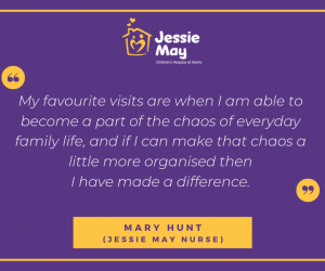 Mother's Day Quote - Mary Hunt, Jessie May nurse