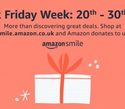 AmazonSmile Black Friday Week 2020