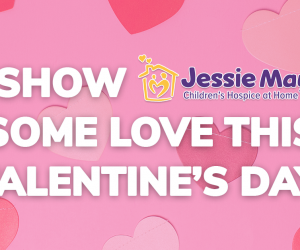 Show Jessie May Some Love This Valentine's Day!