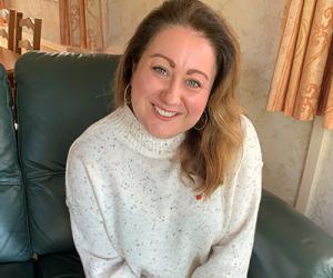 Kath Jones - Individual Giving Manager