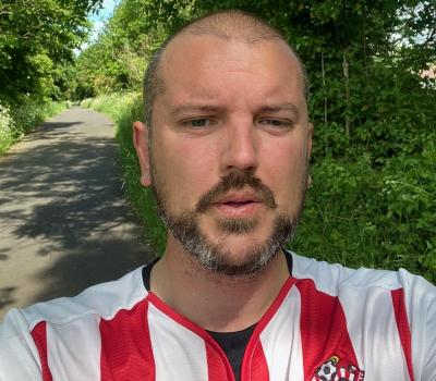 Simon Brownell - London Marathon Runner on #TeamJessie