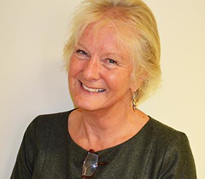 Linda Parker - Chair of Trustees