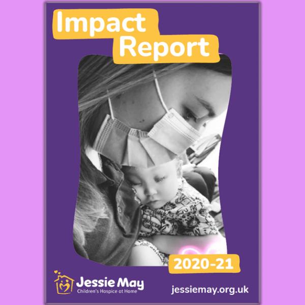 Jessie May Impact Report 2020-21