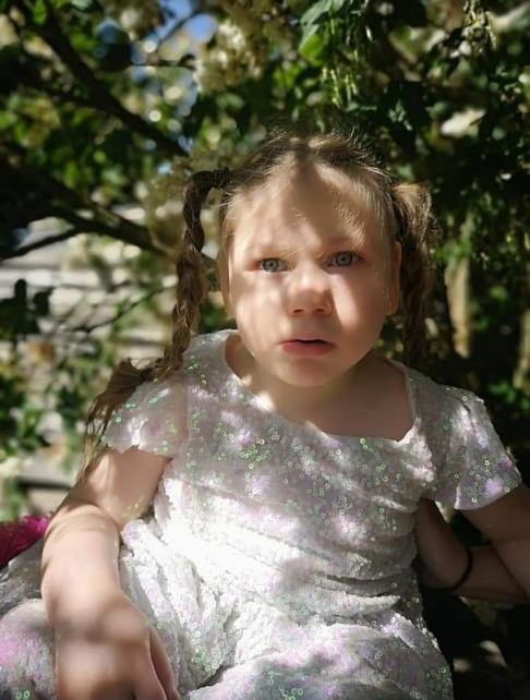 Jessie May child, Gracie